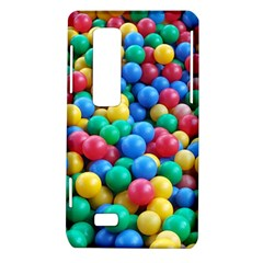 Funny Colorful Red Yellow Green Blue Kids Play Balls LG Optimus Thrill 4G P925