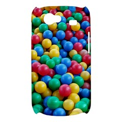 Funny Colorful Red Yellow Green Blue Kids Play Balls Samsung Galaxy Nexus S i9020 Hardshell Case