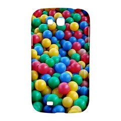 Funny Colorful Red Yellow Green Blue Kids Play Balls Samsung Galaxy Grand GT-I9128 Hardshell Case