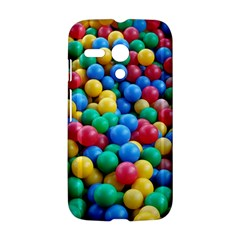 Funny Colorful Red Yellow Green Blue Kids Play Balls Motorola Moto G