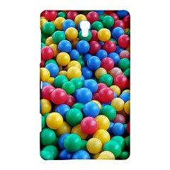 Funny Colorful Red Yellow Green Blue Kids Play Balls Samsung Galaxy Tab S (8.4 ) Hardshell Case