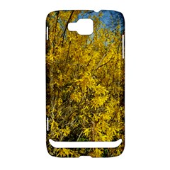 Nature, Yellow Orange Tree Photography Samsung Ativ S i8750 Hardshell Case
