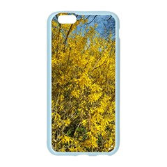 Nature, Yellow Orange Tree Photography Apple Seamless iPhone 6/6S Case (Color)