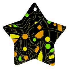 Floating Ornament (Star)