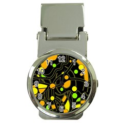 Floating Money Clip Watches