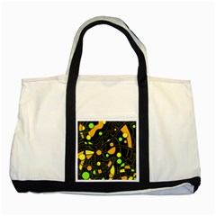 Floating Two Tone Tote Bag