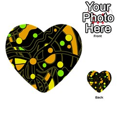 Floating Multi-purpose Cards (Heart)