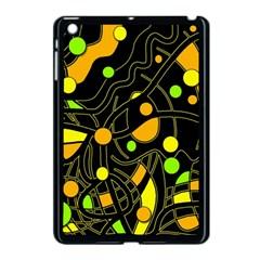 Floating Apple iPad Mini Case (Black)