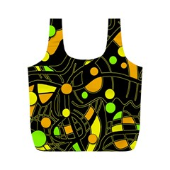 Floating Full Print Recycle Bags (M)