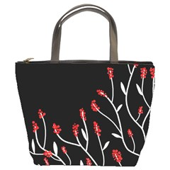 Elegant tree 2 Bucket Bags