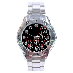 Elegant tree 2 Stainless Steel Analogue Watch