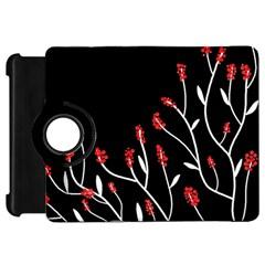 Elegant tree 2 Kindle Fire HD Flip 360 Case