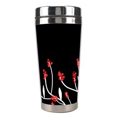 Elegant tree 2 Stainless Steel Travel Tumblers