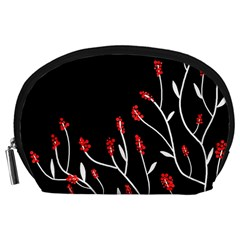 Elegant tree 2 Accessory Pouches (Large)