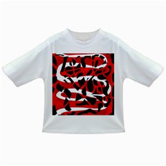 Red chaos Infant/Toddler T-Shirts