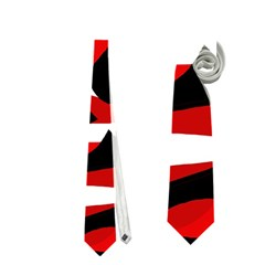 Red chaos Neckties (Two Side)