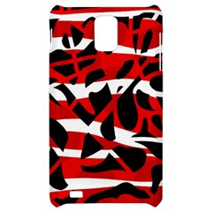 Red chaos Samsung Infuse 4G Hardshell Case