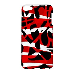 Red chaos Apple iPod Touch 5 Hardshell Case