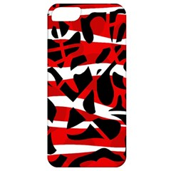 Red chaos Apple iPhone 5 Classic Hardshell Case