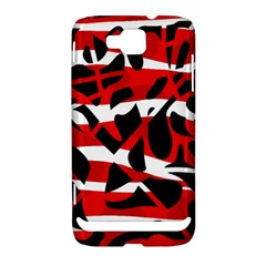 Red chaos Samsung Ativ S i8750 Hardshell Case