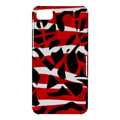 Red chaos BlackBerry Z10