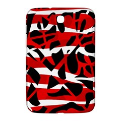 Red chaos Samsung Galaxy Note 8.0 N5100 Hardshell Case