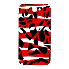Red chaos Samsung Note 2 N7100 Hardshell Back Case