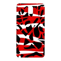 Red Chaos Samsung Galaxy Note 3 N9005 Hardshell Back Case
