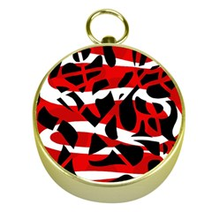 Red chaos Gold Compasses