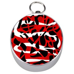 Red chaos Silver Compasses