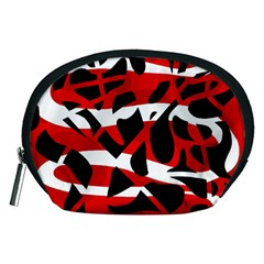 Red chaos Accessory Pouches (Medium)