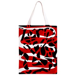 Red chaos Classic Light Tote Bag