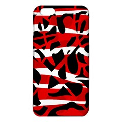 Red chaos iPhone 6 Plus/6S Plus TPU Case
