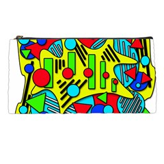 Colorful chaos Pencil Cases