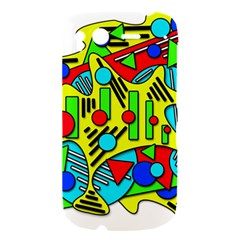 Colorful chaos HTC Desire S Hardshell Case