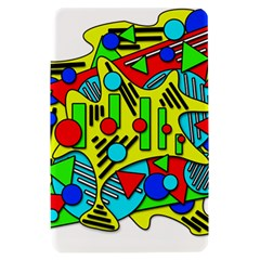 Colorful chaos Kindle Fire (1st Gen) Hardshell Case