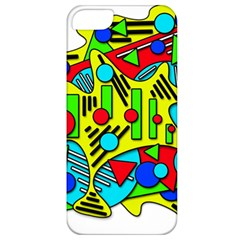 Colorful chaos Apple iPhone 5 Classic Hardshell Case
