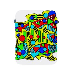 Colorful chaos Apple iPad 2/3/4 Protective Soft Cases
