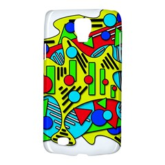 Colorful chaos Galaxy S4 Active