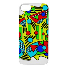 Colorful chaos Apple iPhone 5S/ SE Hardshell Case