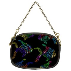 Decorative fish Chain Purses (Two Sides)