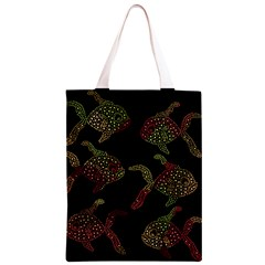 Decorative fish pattern Classic Light Tote Bag