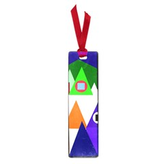 Colorful houses  Small Book Marks