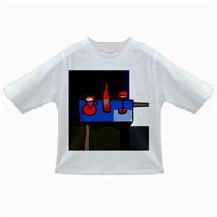 Table Infant/Toddler T-Shirts