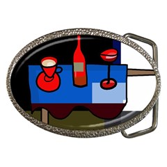 Table Belt Buckles