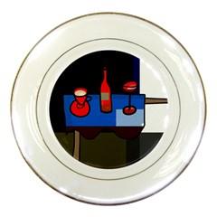 Table Porcelain Plates