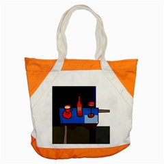 Table Accent Tote Bag