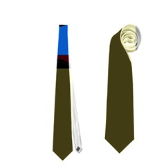 Table Neckties (One Side)