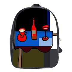 Table School Bags(Large)