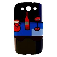 Table Samsung Galaxy S III Hardshell Case